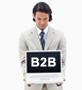 B2B értékesítés online piactéren